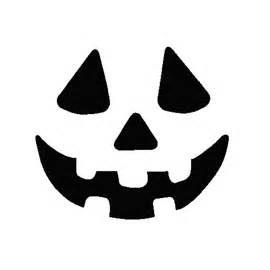 jack o lantern template free  Jack-O-Lantern Face 6 | Free Stencil Gallery | Pumpkins in ...