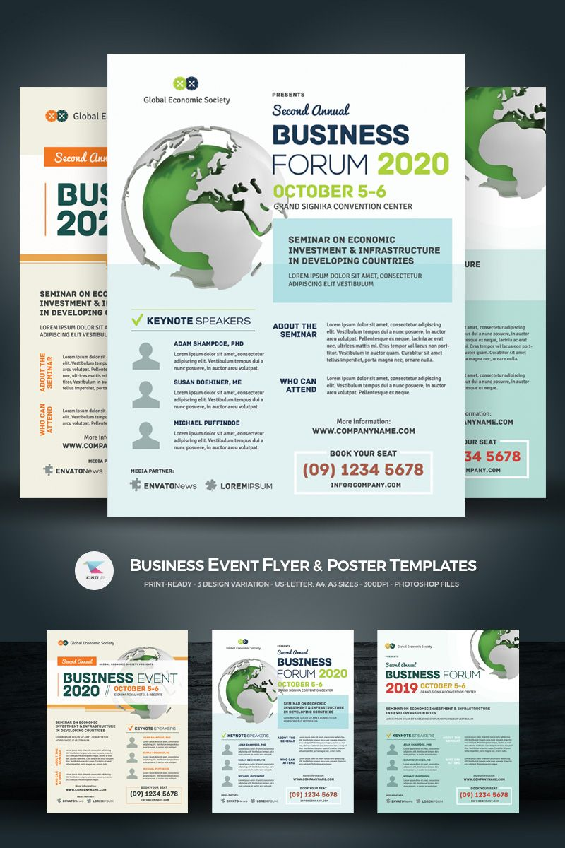 business event flyer & poster psd template 67917 personal profile in resume cv blank format word high school english teacher