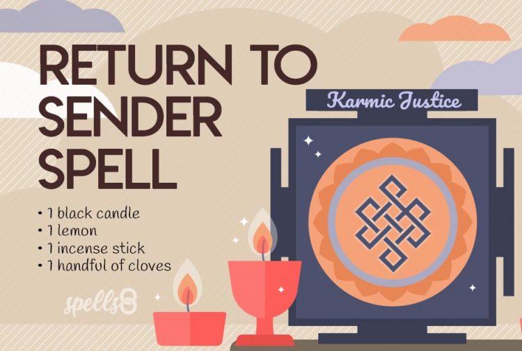 Return To Sender Easy Karmic Justice Spell With Lemon Recipe Easy Love Spells Spells For Beginners Banishing Spell
