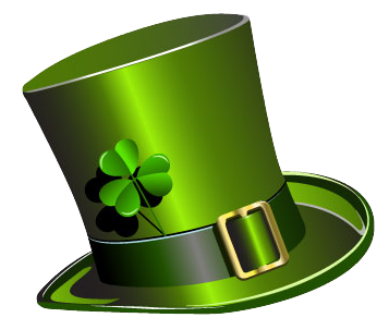 Clip Art Related to St. Patrick's Day | Hard at work, Patrick o ...