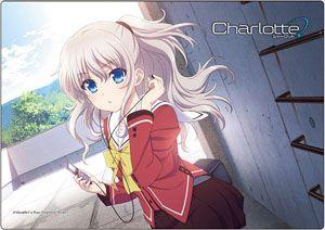 Charlotte Desk Mat (Anime Toy)