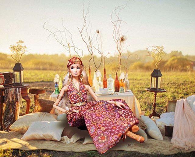 WEBSTA @ rockwan_fr - # integrithydoll # dollphotogallery # fashionroyalty # fashionroyaltydoll