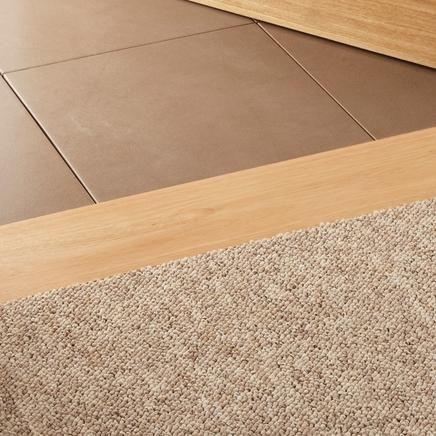 Square Profile Internal Hardwood Threshold Strip Door Thresholds