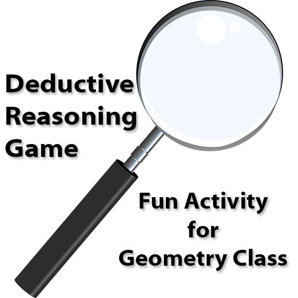 Fun Activities Using Deductive Reasoning – Inductive Reasoning Worksheet
