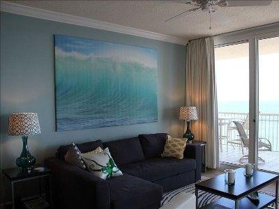 VRBO.com #415239 - New! Beach Club Avalon Condo, 3BR/3.5 BA, 18th Floor Corner Unit
