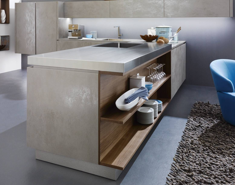 Plan de travail en céramique   Cuisines design, Salle de bain et ...