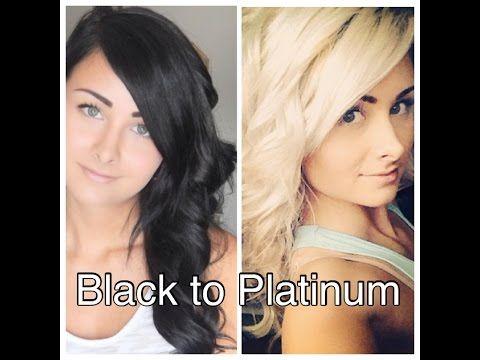 How To Bleach Dark Hair At Home Peroxide Baking Soda Shampoo Youtube Bleaching Dark Hair Bleach Brown Hair Diy Bleach Hair