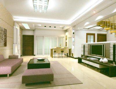 Living Room 3D Design Diningroom And Livingroom 3D Model Downloadfree 3D Models