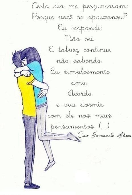 Imagens De Caio Fernando De Abreu Frases Com Amor Frases Amor E