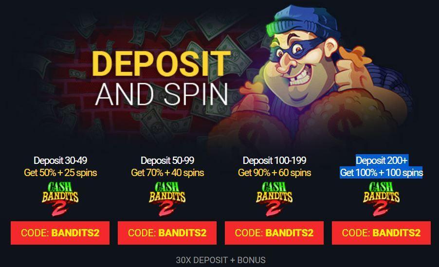 Casino Brango Bonus Codes Sunday 100 Bonus And 100 Free Spins
