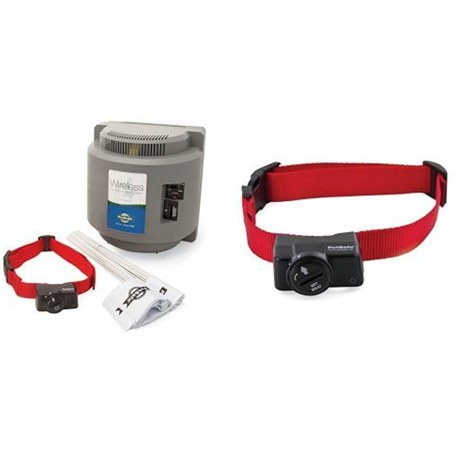 Petsafe Wireless Pet Containment System And Petsafe Wireless Pet
