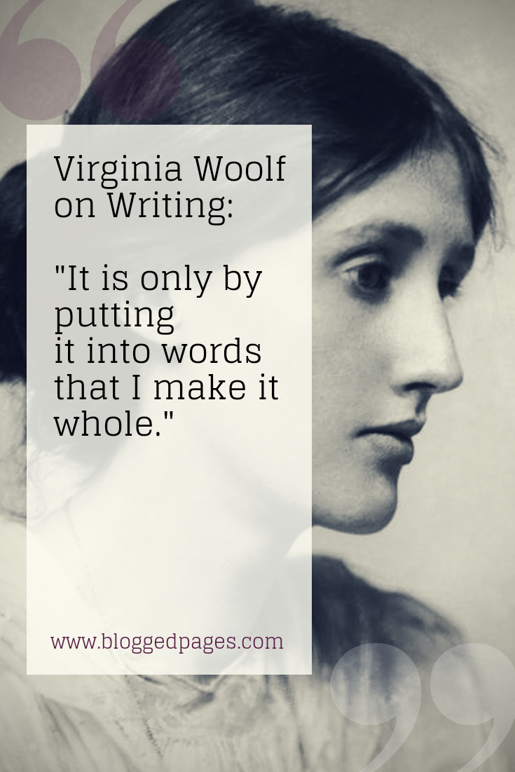 virginia woolf a sketch of the past