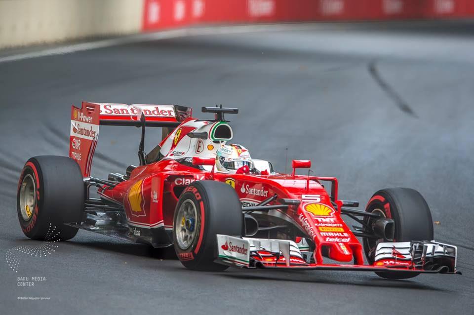 2016 Formula 1 Grand Prix Of Europe At The Baku City Circuit In Azerbaijan Baku City Baku Grand Prix