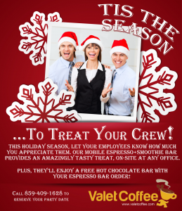 The Easiest Way to Surprise & Delight Your Clients and Employees This Holiday Season http://valetcoffee.com/easiest-way-surprise-delight-clients-employees-holiday-season-2/