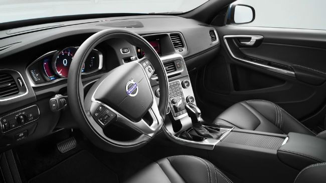 2016 Volvo V60 Interior | Volvo v60, Volvo and Car pictures