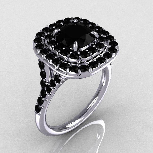 0a19b557e Black Diamond Engagement Rings Tiffany | Black Diamond Engagement ...