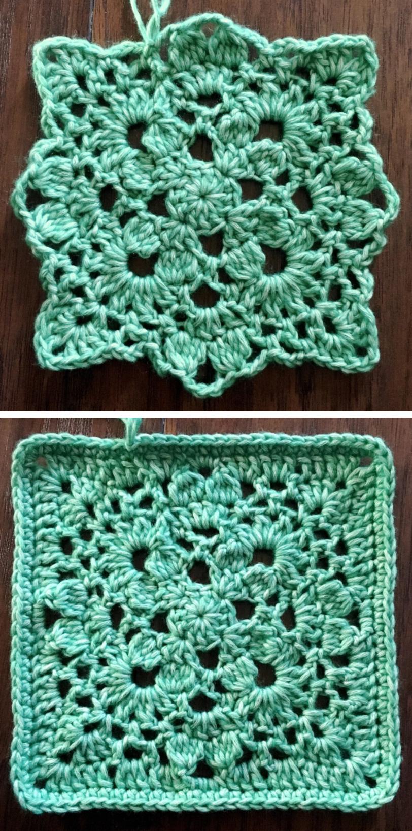 One Love: A free pattern for Granny Square Day | Aplicaciones ...