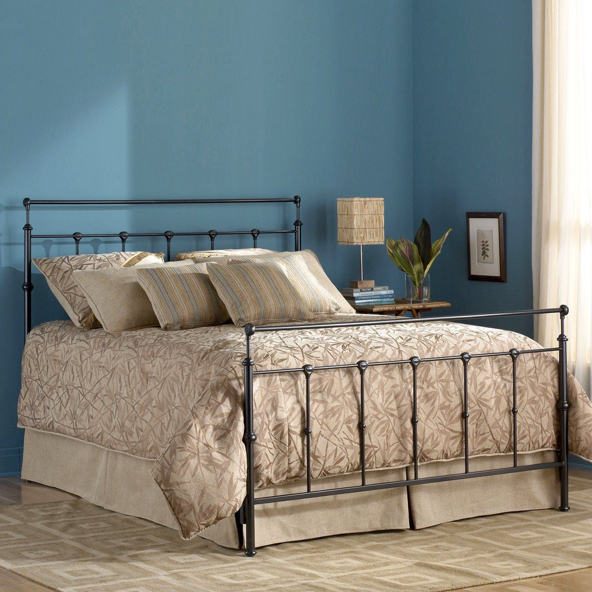 155 for headboard Shop Fashion Bed Group B4215 Winslow