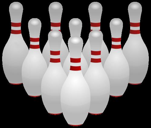 Bowling Pins Png Clipart Bowling Pins Bowling Clip Art
