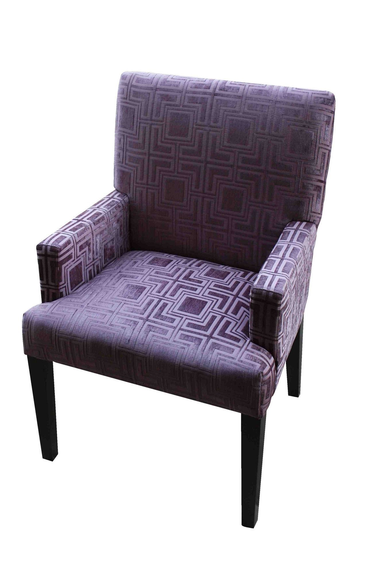 Purple Upholstered Dining Chairs Stackable Resin Patio Madera Chair Chairsmadera In