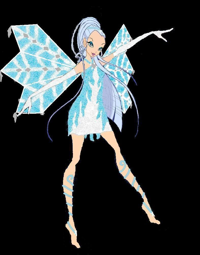 Kleurplaten Winx Enchantix.Believix Icy From Winx Club Www Picturesboss Com