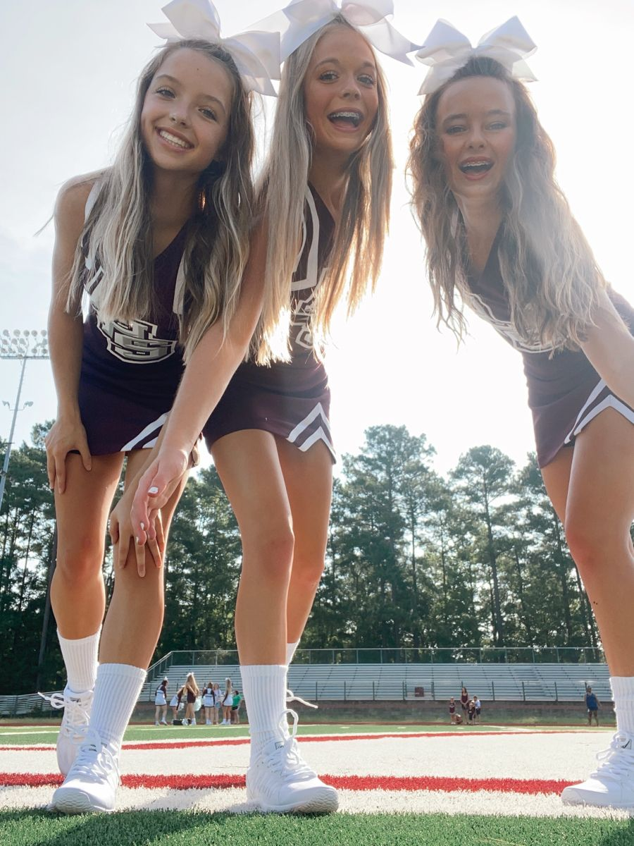 Pin by Cathy Short on photography | Cheer picture poses