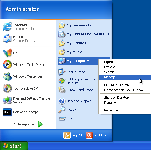 5 Tips To Reset The Administrator Password In Windows Xp Com Imagens