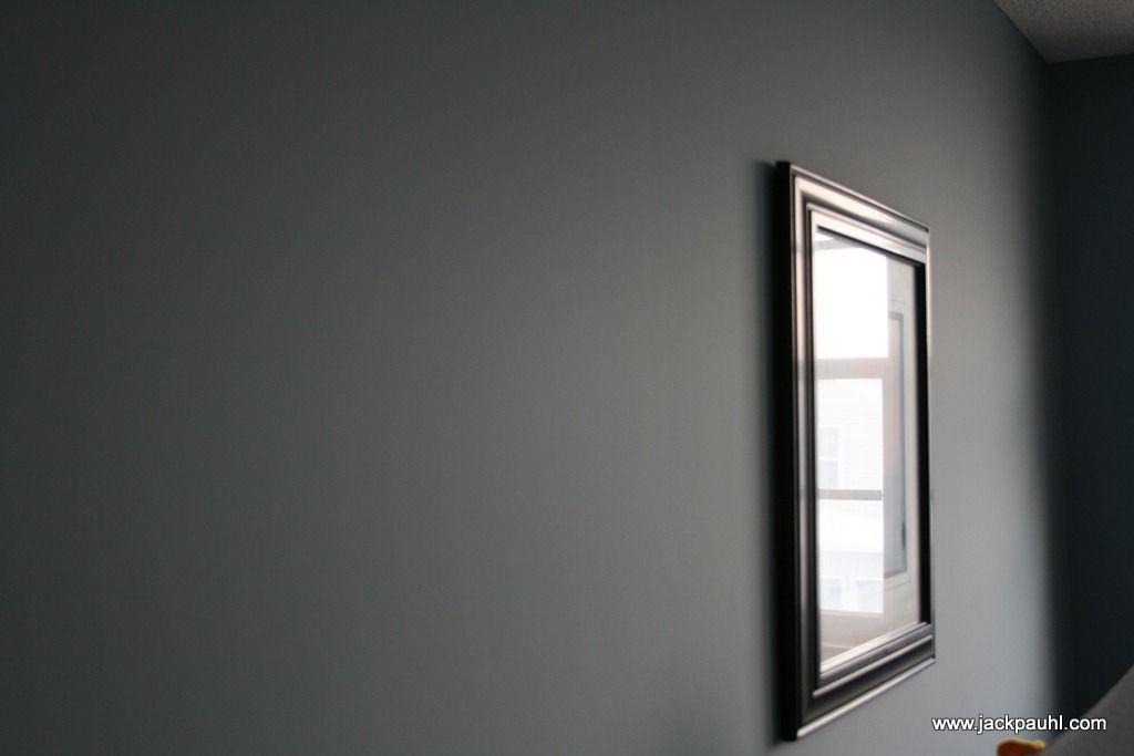 Benjamin Moore Black Jack Paint In 2019 Benjamin Moore Paint Interior Wall Colors Benjamin
