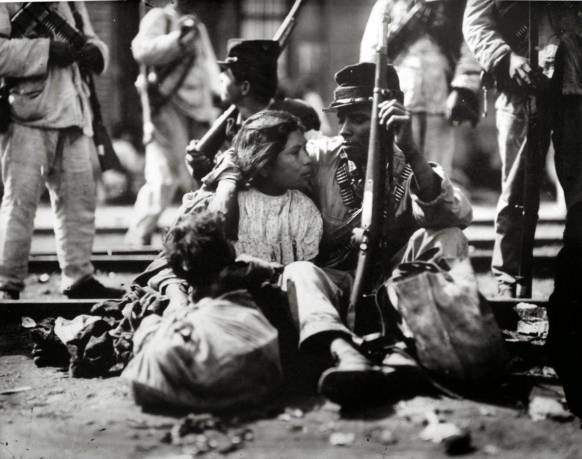 Amor en tiempos de revolución. 1910 - 1920 Mexico