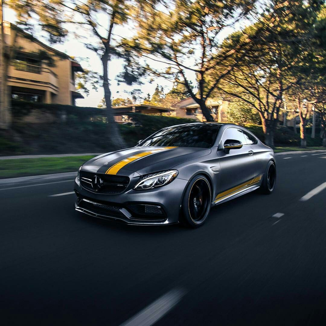 Mercedes C63 AMG Coupe Edition 1 •C205