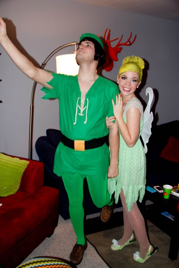 Celebrate As A Duo 11 Couple Costume Ideas Couples Costumes Creative Halloween Costumes Halloween Costumes For Couples