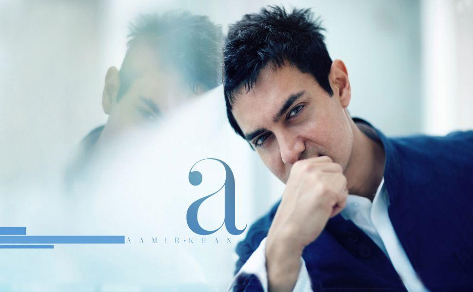 Aamir Khan Dhoom 3 Hairstyle Hd Wallpaper Wallpapers In 2019