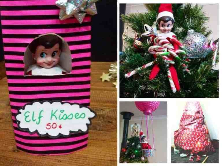 Fun & Clever Elf On The Shelf Ideas For Toddlers #elfontheshelfideasfortoddlers