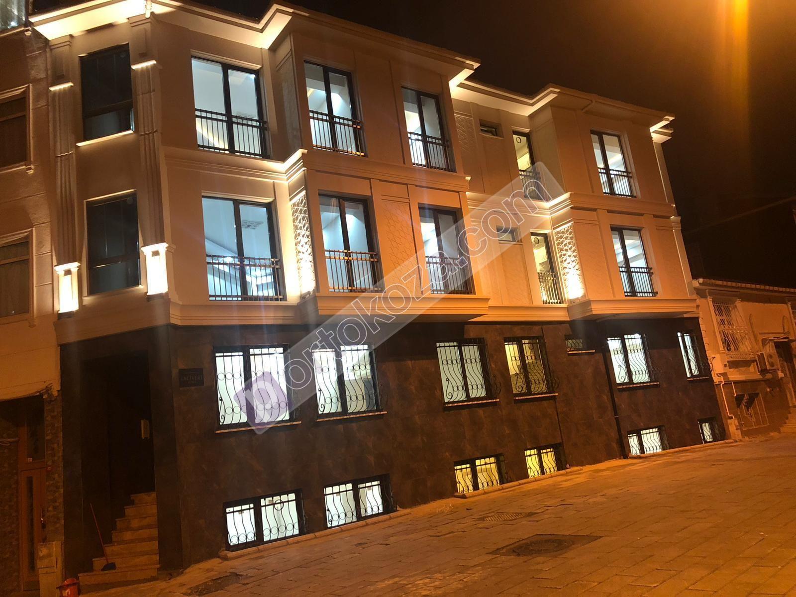 بناية 10 2 395م Fatih Istanbul بورتوكوزا العقارية