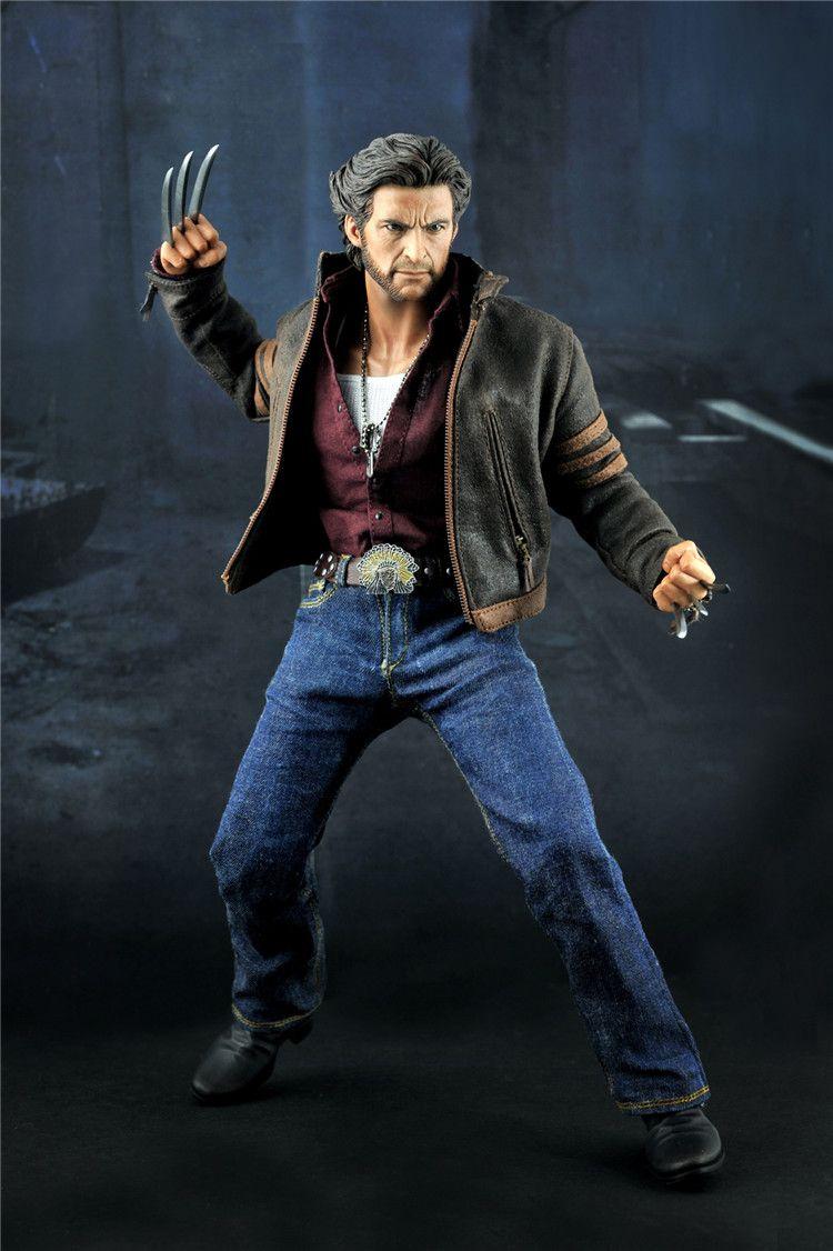 16 scale figure doll xman wolverine hugh jackman 12