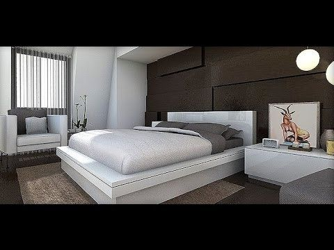 Dise o interior dormitorio de matrimonio 16m2 dise os - Dormitorios de matrimonio de diseno italiano ...
