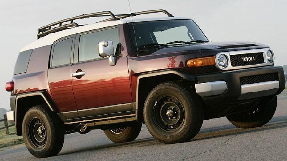 2007 Fj Cruiser  Oem Electrical Wiring And Body Repair