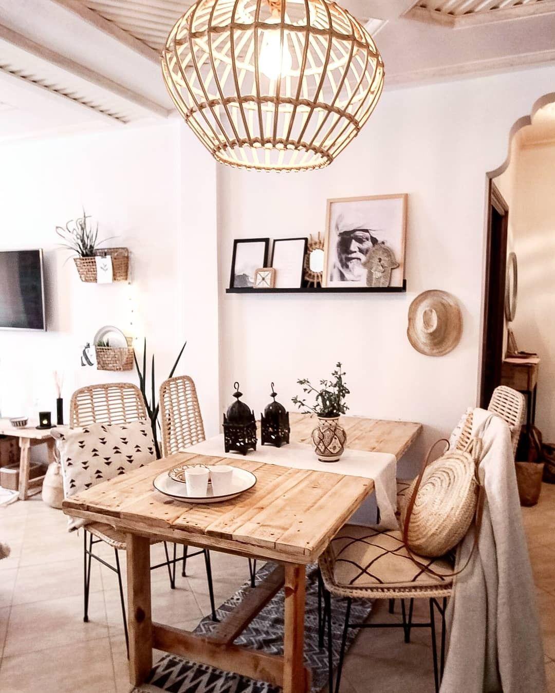 Mein Boho Esszimmer Mit Marokkanischer Deko Aus Unserem Online Shop