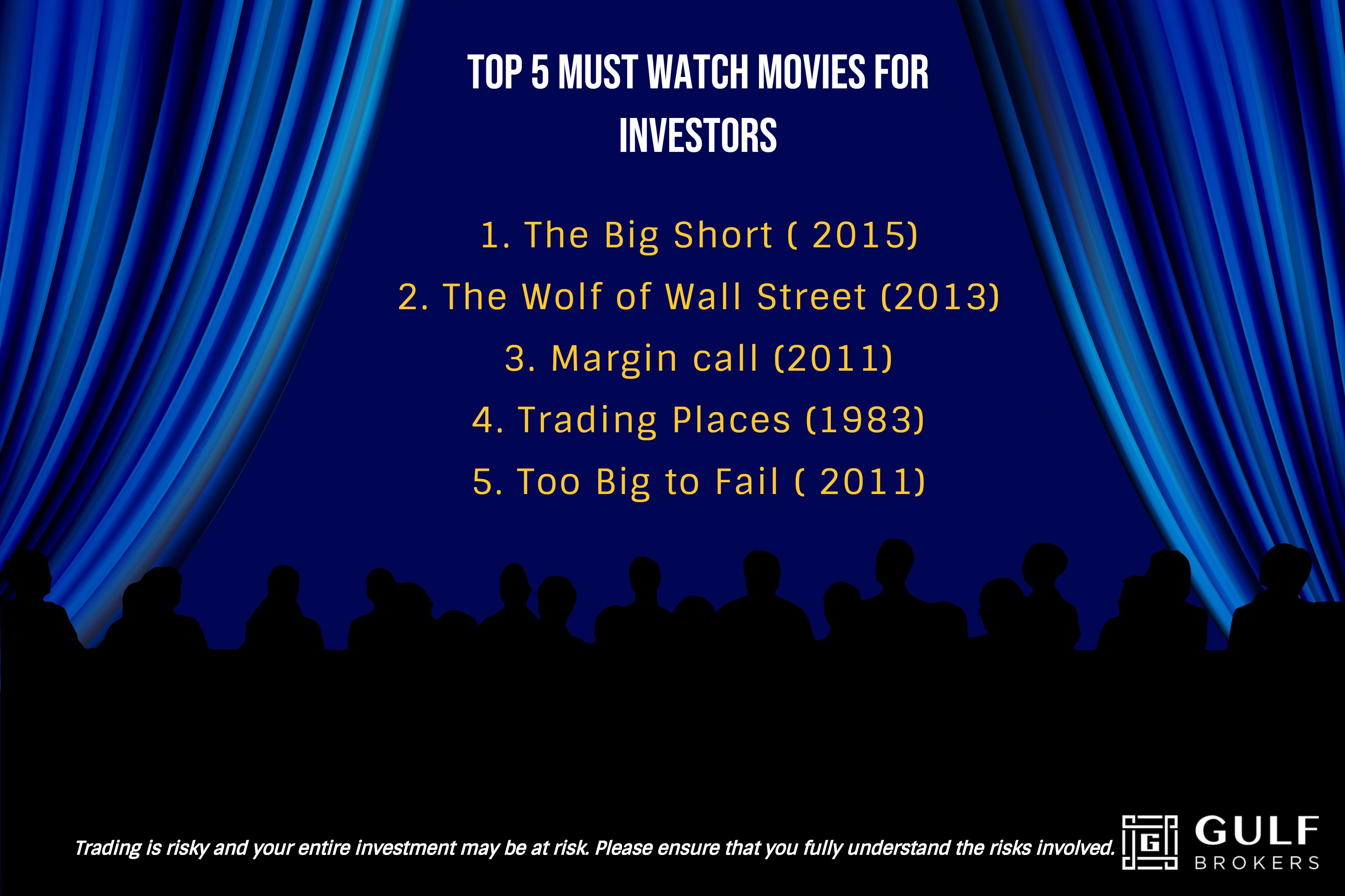 5 Best Movies For Investors Investing Good Movies Investors