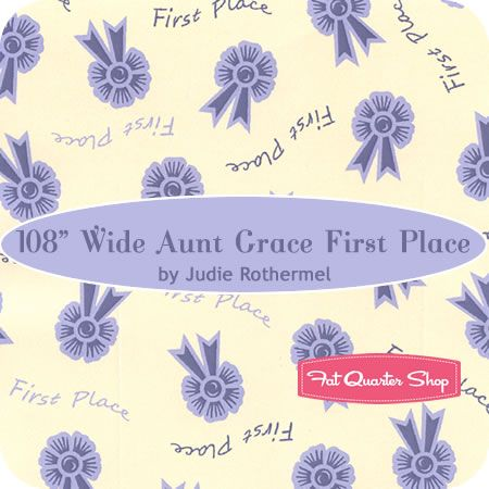 "Aunt Grace First Place 108"" Wide Yardage Judie Rothermel for Marcus Brothers Fabrics - Fat Quarter Shop"