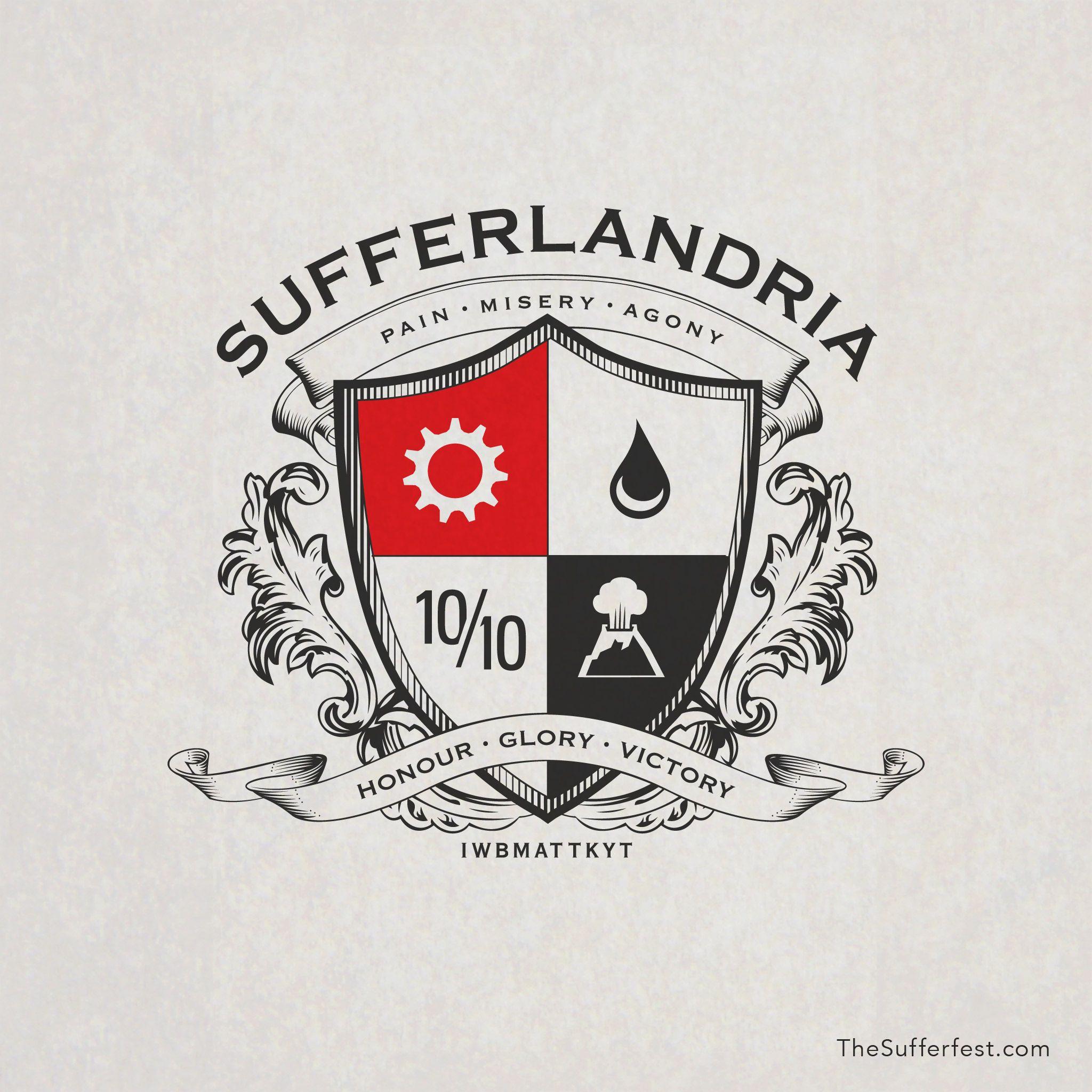 Sufferlandrian Coat of Arms | Cycling etc  | Bike pic