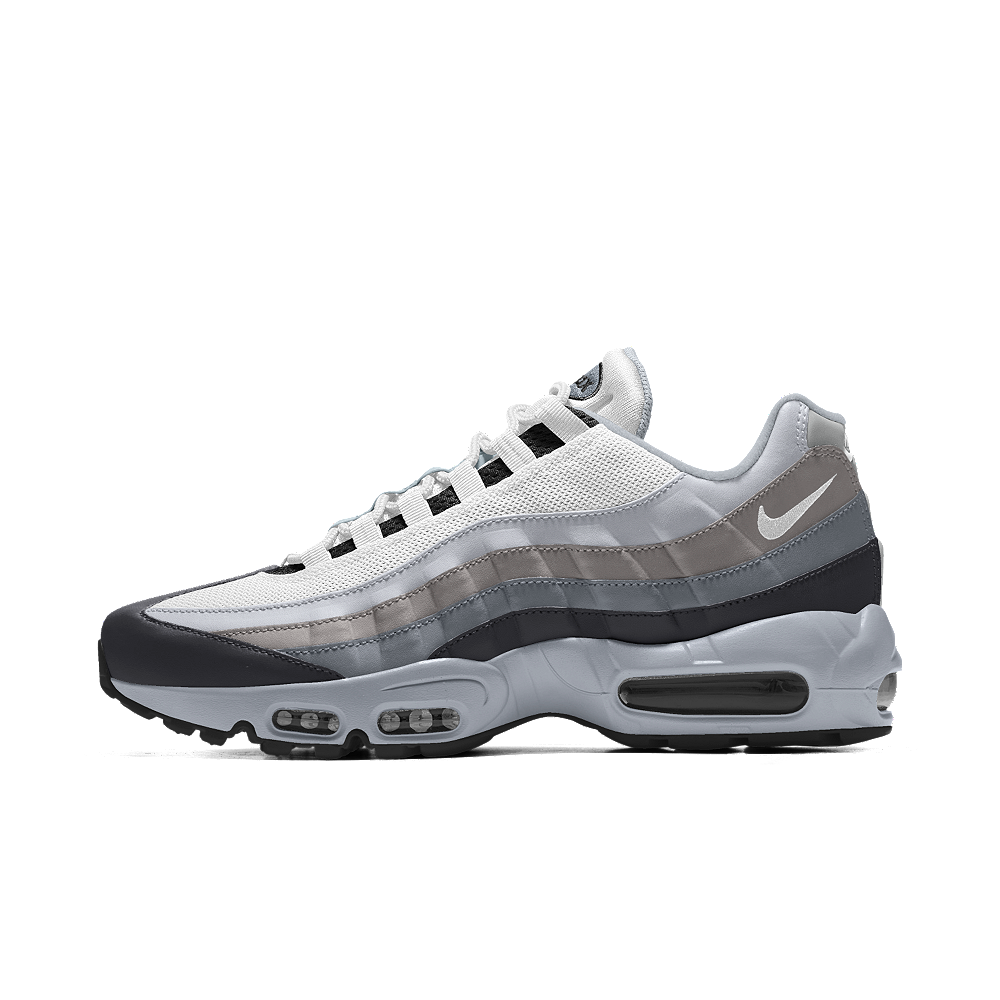 d772ad9060c03 Nike Air Max 95 iD Men's Shoe Size 6 (Grey) | Products | Nike ...