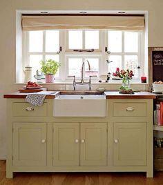 Kitchen Sink Repurpose Dresser Freestanding