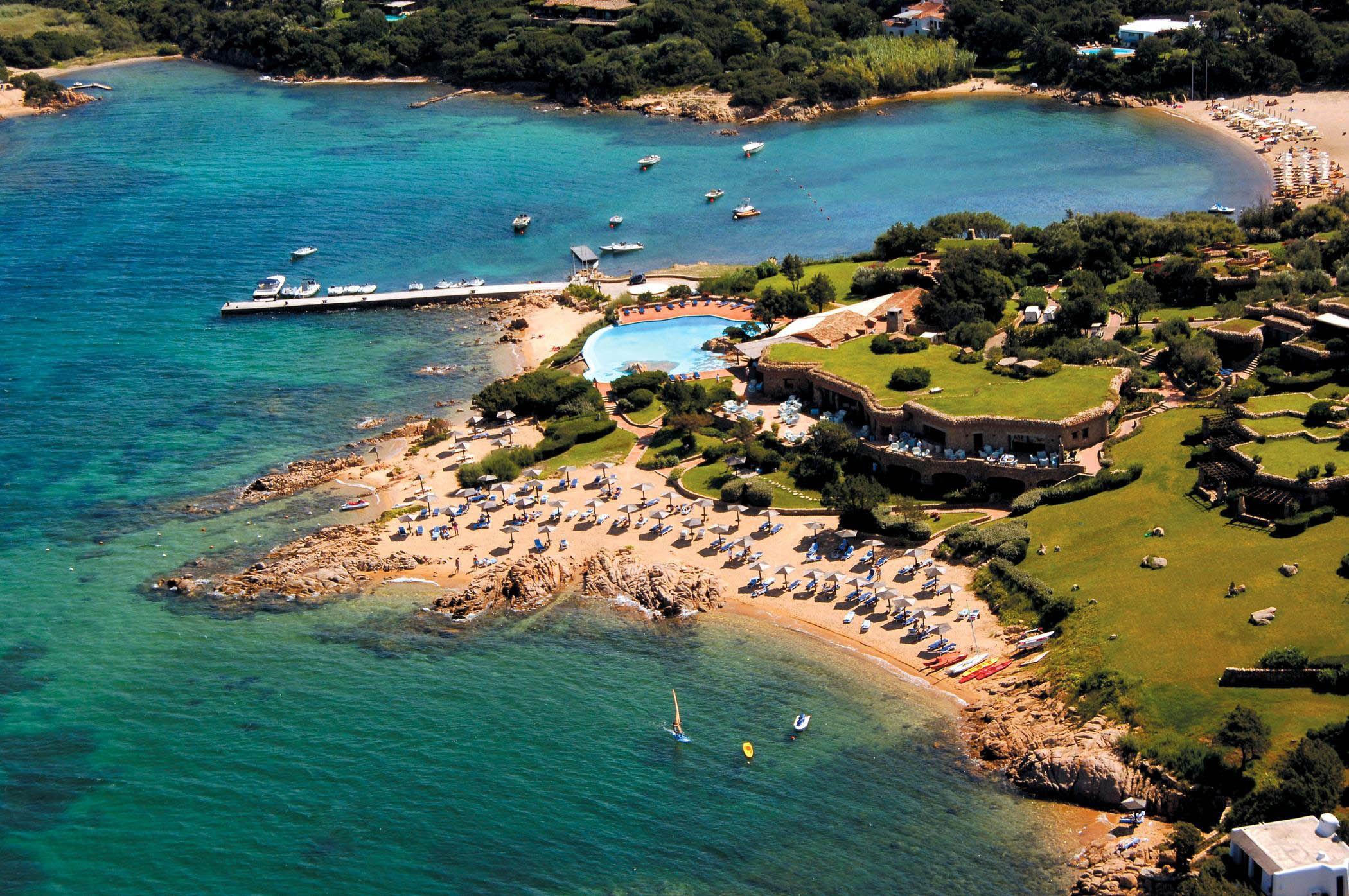 Hotel Pitrizza Sardinia Italysardinia Hotelsbeach Hotelsluxury