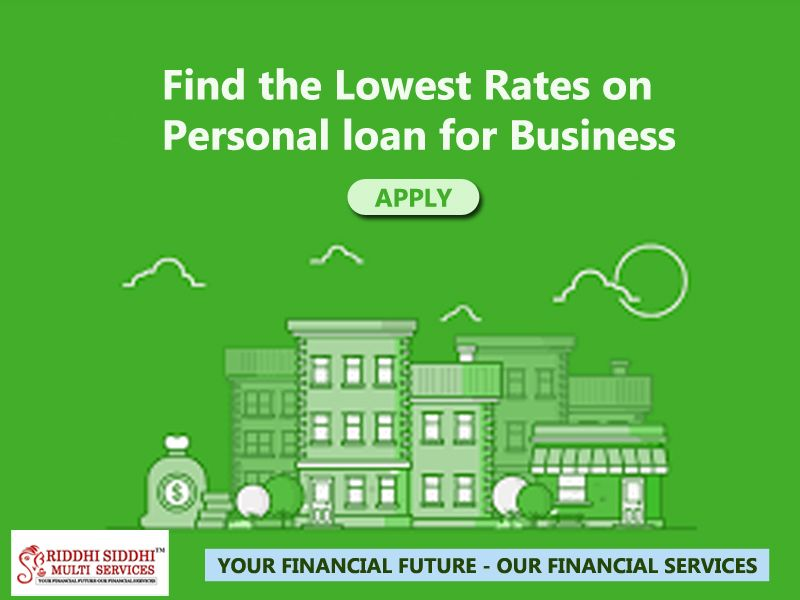 There Are Many Reasons For The Taking And Unsecured Personal Loan From Financial Institutes In India Riddhi Siddhi Mu Personal Loans Siddhi Financial Services