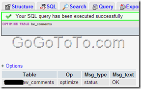Release Physical Disk Space After Deleting Mysql Table Go Find To Get Physics How To Get Mysql