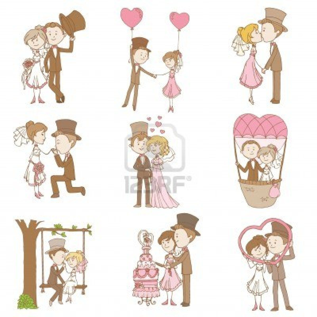 Stock Vector Doodle wedding, Wedding groom, Scrapbook