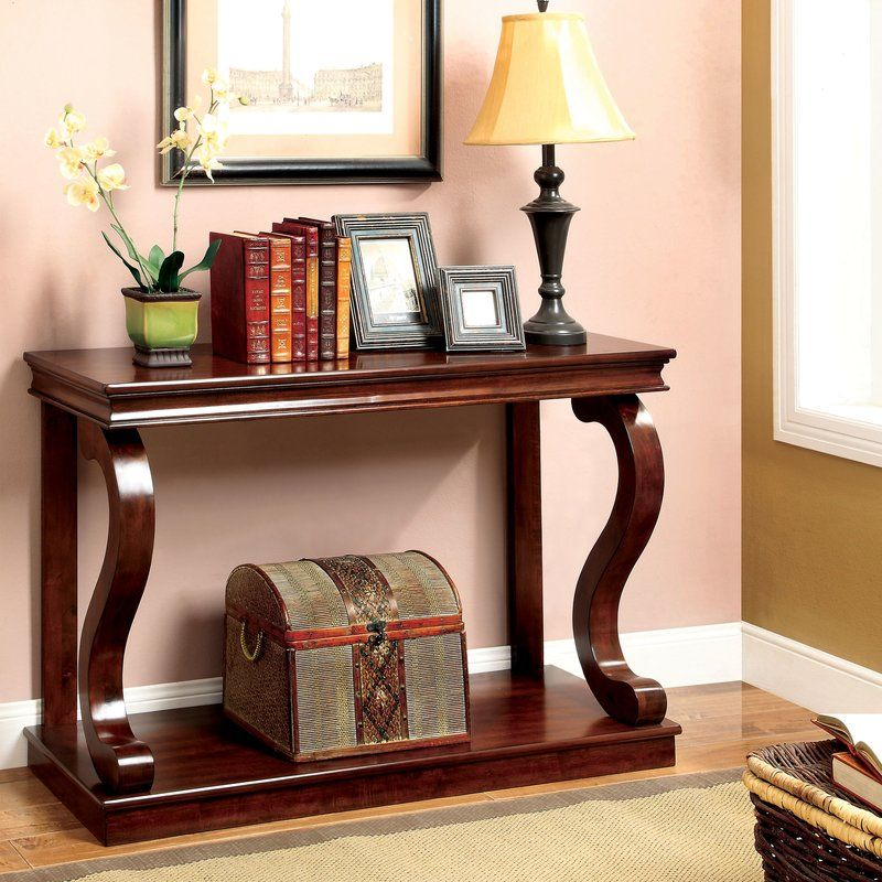 Mortimer Console Table Sofa End Tables Furniture Classic Consoles