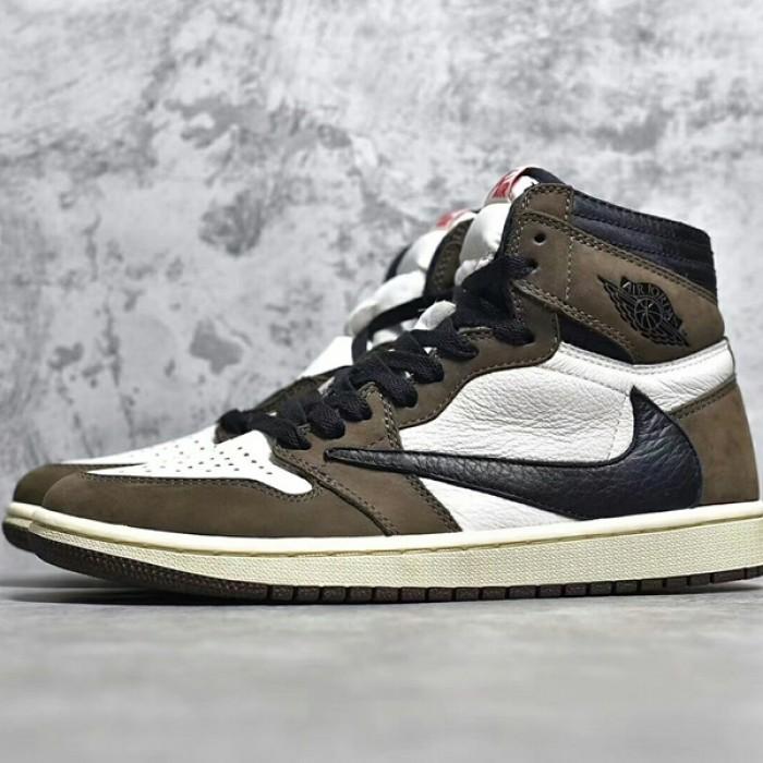 Air Jordan 1 Retro High Og X Travis Scott Jordan 1 Retro High Air Jordans Jordans