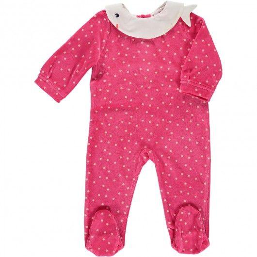 f0c4bbefc1c01 Pyjama Naissance, Pyjama Bébé Fille, Vetement Bébé Fille, Jolies Tenues,  Mode Enfant